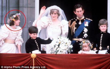 Royal wedding: India Hicks' bridesmaid memories of Prince Charles