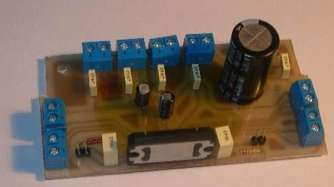 TDA7384-PCB-bàng-in-mạch