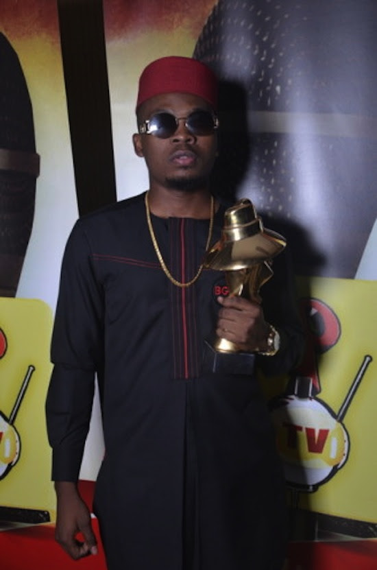 The Headies 2013 Olamide 2 Photos: Olamide Dominates 2013 HEADIES Awards With 3 Wins + Full List of All Winners