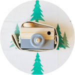 Baby Kids Cute Wood Camera Toys Accessory Safe And Natural Toys