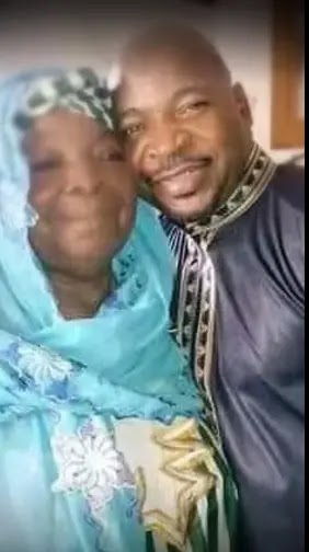 MC Oluomo celebrates mum with the sweetest words on her birthday ...