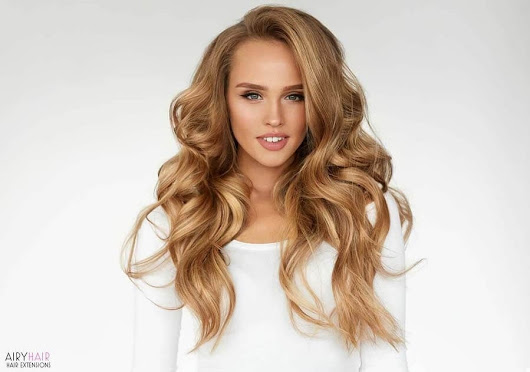 Remy Invisible Tape-In Hair Extensions: Straight, Wavy, or Curly