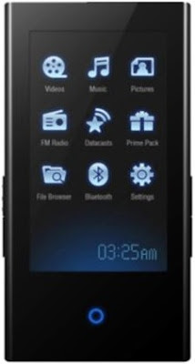 Samsung YP-P2 portable video player - Review