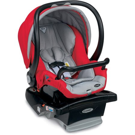 Combi Shuttle Infant Car Seat Red Walmart Com