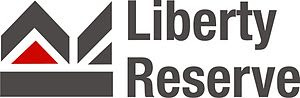 English: liberty reserve logo