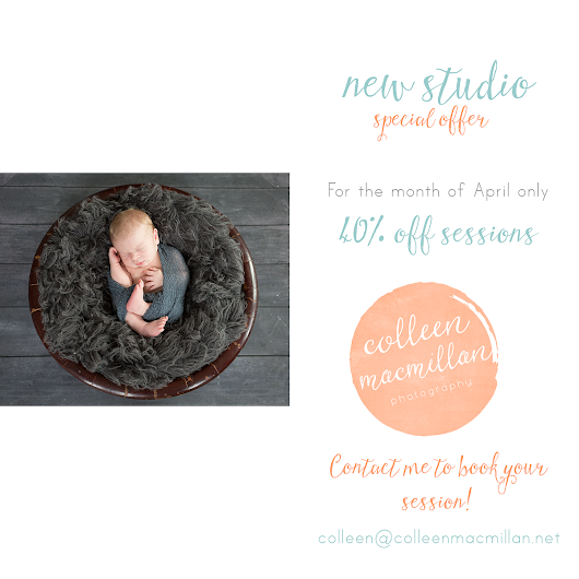 New Studio – Special Offer! | CT Maternity & Newborn Photographer
