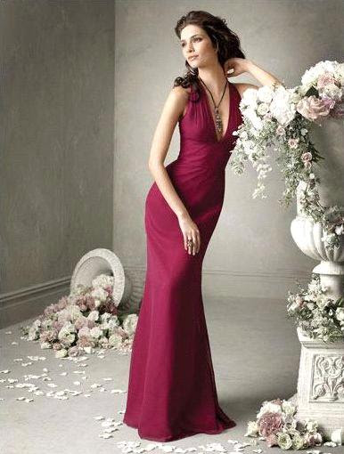 Dresses for evening functions