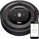 iRobot Roomba e5 Robotic Vacuum - cordless - Bagless - Charcoal