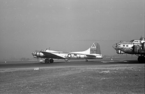 Squadron Planes Taking off on Mission 70 00