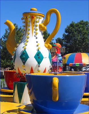 Tea Cup ride