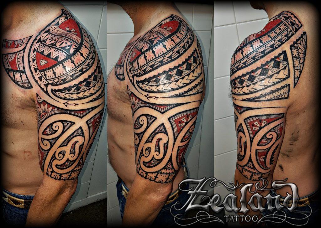 Maori Tattoo Gallery - Zealand Tattoo