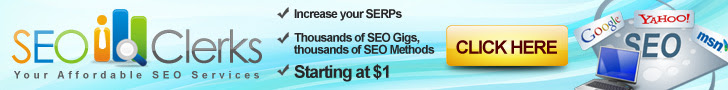 Affordable SEO by SEOClerks