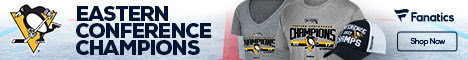 Shop for Pittsburgh Penguins Eastern Conference Champs Gear & Collectibles