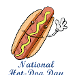 National Hot Dog Day: Calendar, History, facts, when is date, things to do