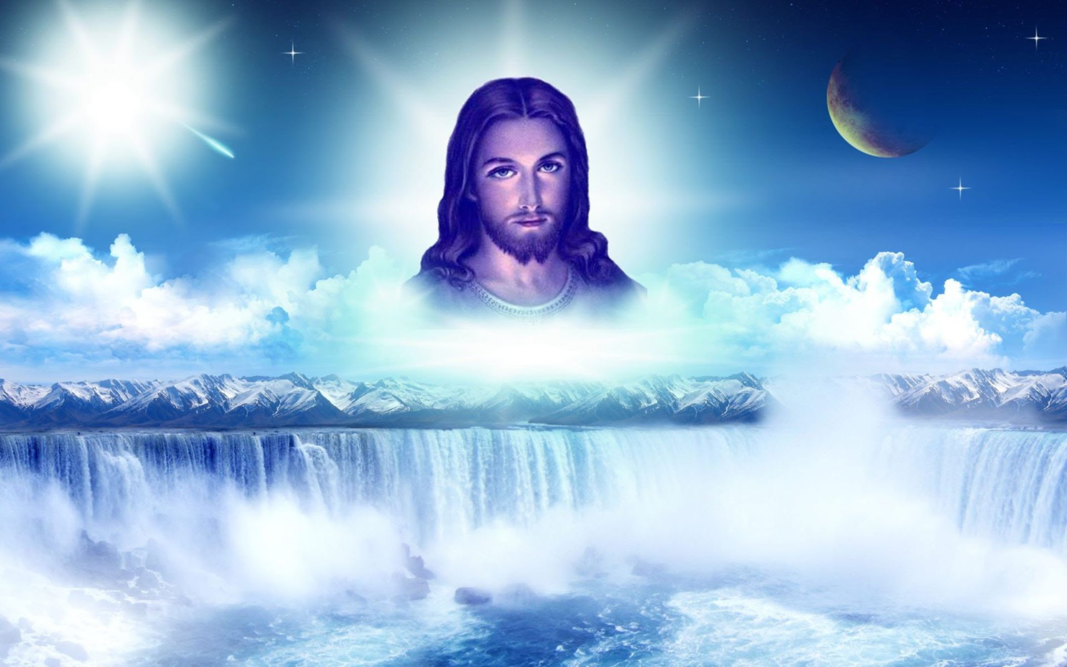 Beautiful Wallpaper Jesus Photos
