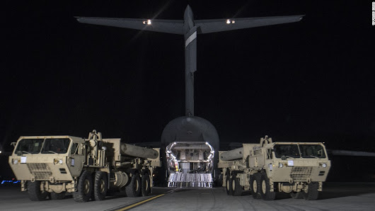 China tried to hack THAAD-linked group, US cybersecurity firm says