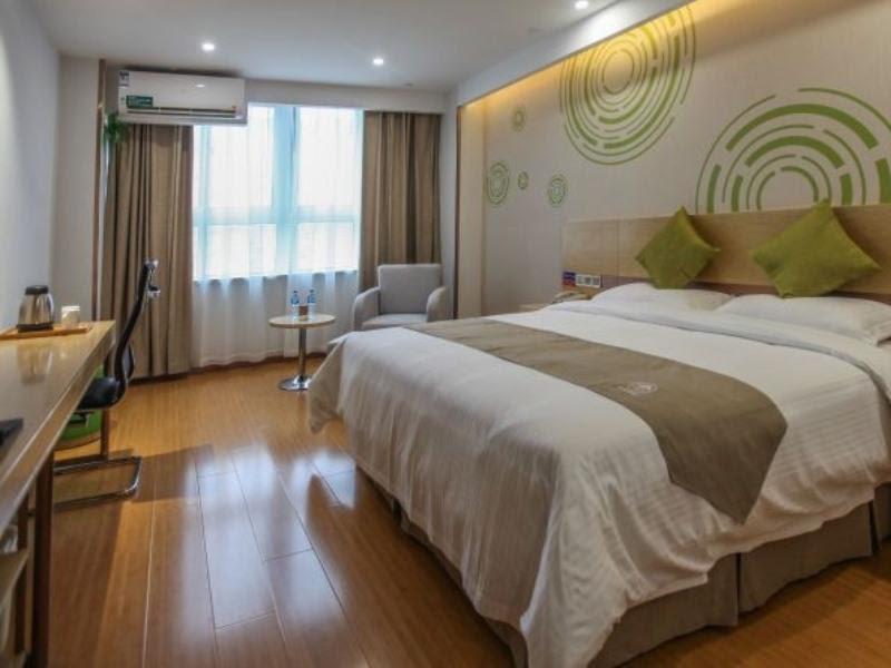 GreenTree Inn Xuzhou Peixian Fankuai Road Express Hotel Discount