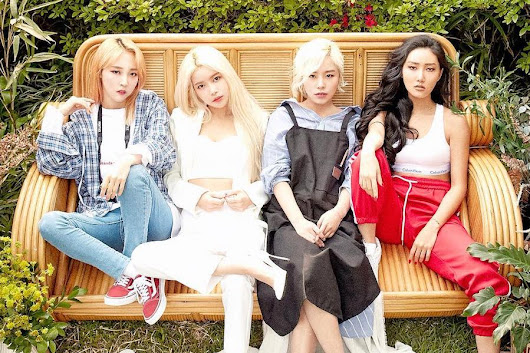 MAMAMOO Shares Thoughts On 4th Debut Anniversary And Expresses Gratitude For Fans