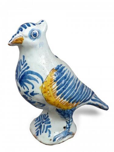 Un pigeon de faîtage