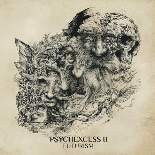FRANK RIGGIO , Psychexcess II – Futurism , CD review