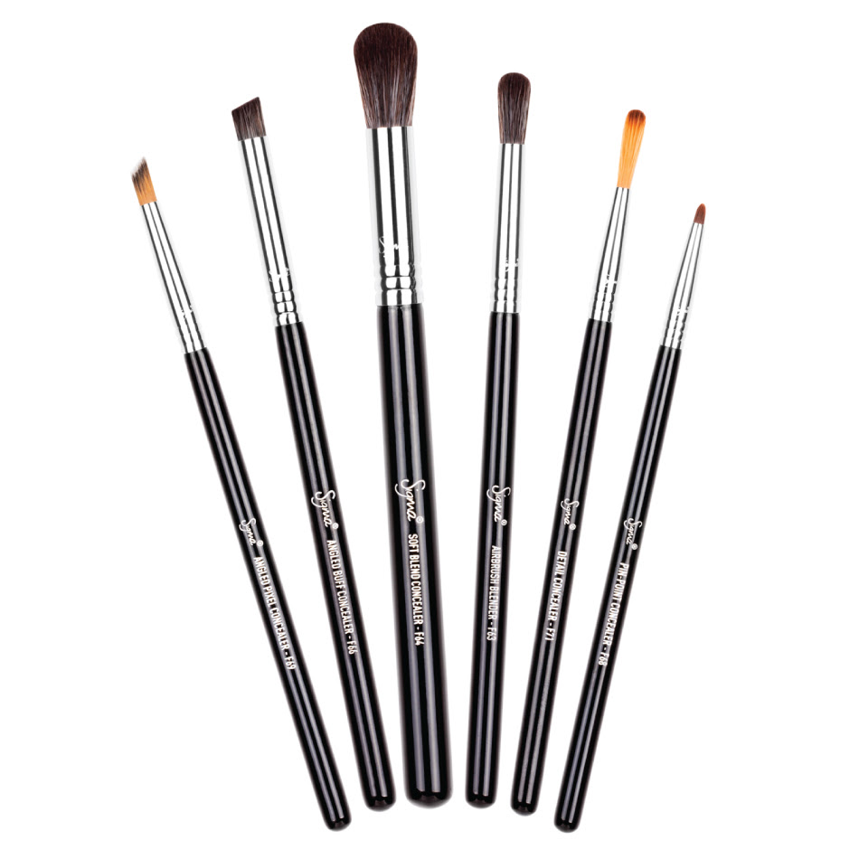 Sigma Spot-On Concealer Makeup Brushes