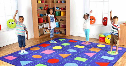 Floor and Carpet Activities for Early Childhood