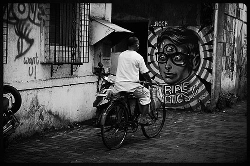 Bhaiyya Ethos of Bandra by firoze shakir photographerno1