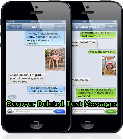 Data Recovery Tech Support: How to Find Deleted Text Messages on iPhone