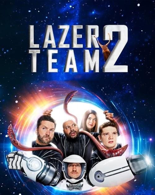 Lazer Team Stream Deutsch
