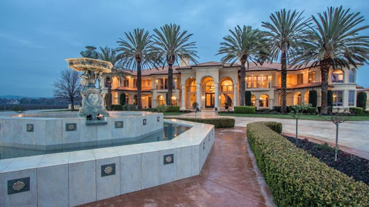 Amazing Villa De Madre Estate California