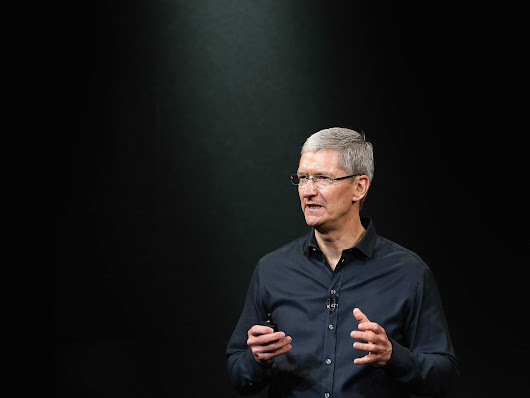 Tim Cook Reveals His Vision For Apple In A Moving Video