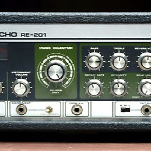 Space Echo by Bobby Baird