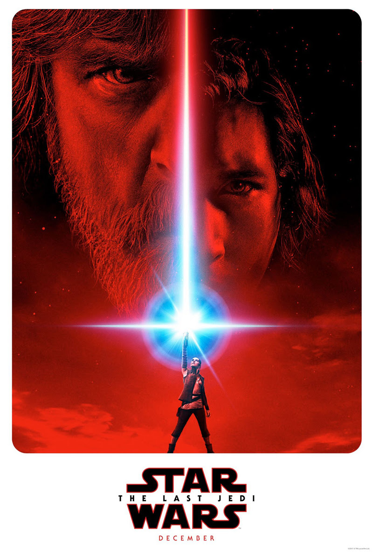 Resultado de imagem para star wars - the last jedi poster