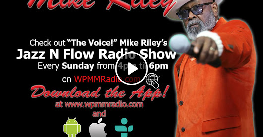 Mike Riley's Jazz N Flow Radio Show Is Sponsored By.....Yes Mam Hair Salon & The Grooming Lounge