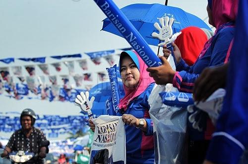 Melayu masih sayang BN, PH perlu kerja keras