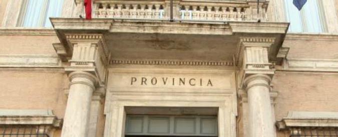Province, 20mila dipendenti da piazzare in Comuni e Regioni. Con incognita costi