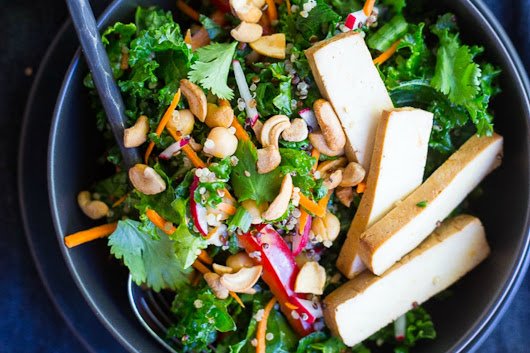 16 Satisfying Kale Salad Recipes You Need in Your Life