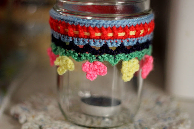 Pretty Crochet Trim