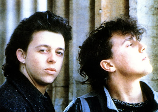 Things That Bring Back... - Tears for Fears Shout #TigerStrypesBlog