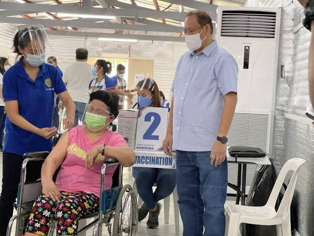COVID-19 vaccines safe, secured against floods, brownouts — Mayor Marcy