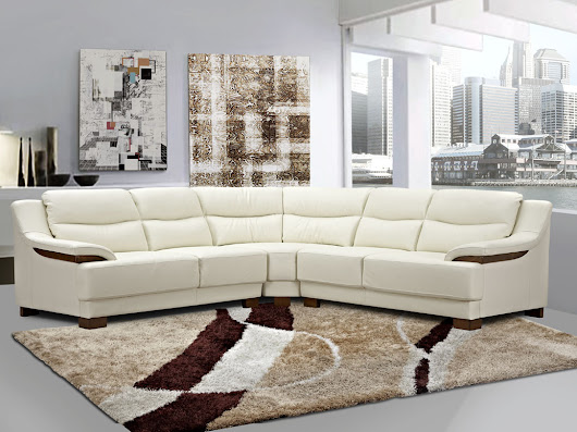 Vale Cream Sectional