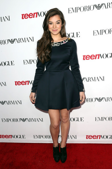 Hailee Steinfeld - Teen Vogue Young Hollywood Party - Arrivals
