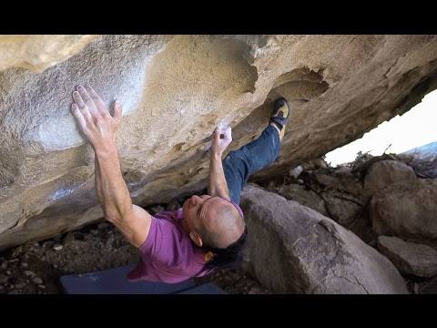 VIDEO: JASON KEHL IN HUECO LAND! A new video by Nathanial Davison on FrictionLabs.
