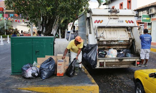 City of Puerto Vallarta to Provide Garbage Collection Service