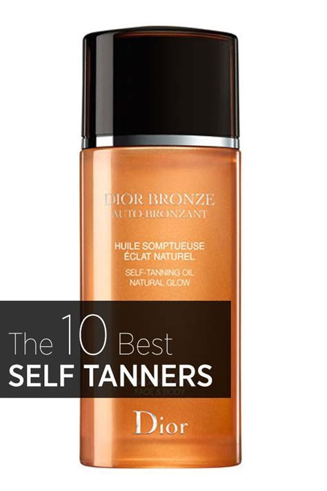 10 Best Self Tanners   Sun, Summer and Look at