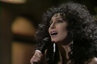 Cher on 'Saturday Night Live' in 1987