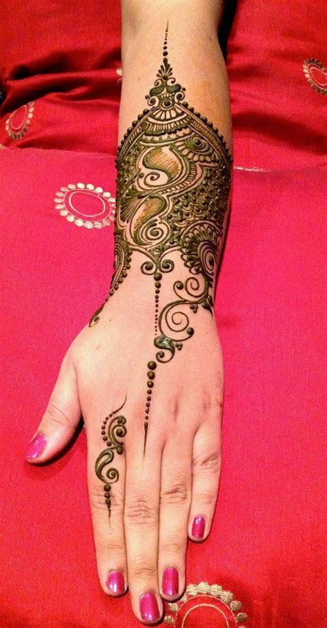 Celebrity Mehndi Designs 2014 2015   Best Bridal Fancy