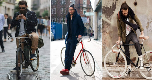 Cycling Style Inspiration | Mens Fashion Magazine