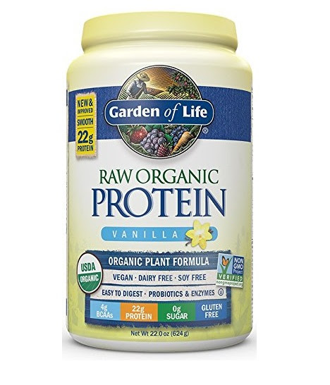 Garden of Life Raw Protein Review | Vegan Protein Powder Reviews
