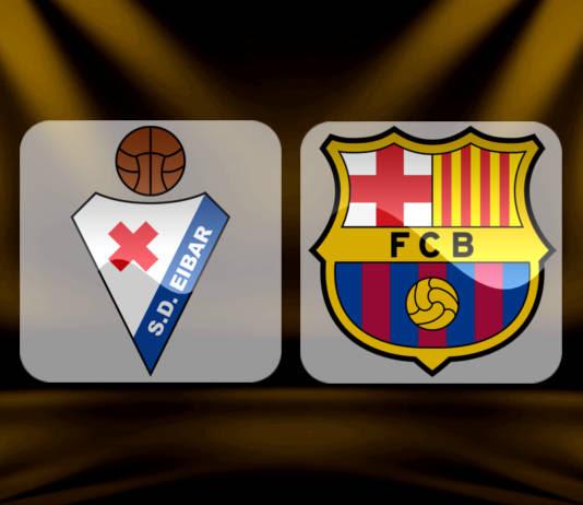 مشاهدة مباراة برشلونة و إيبار بث مباشر - الدوري الإسباني